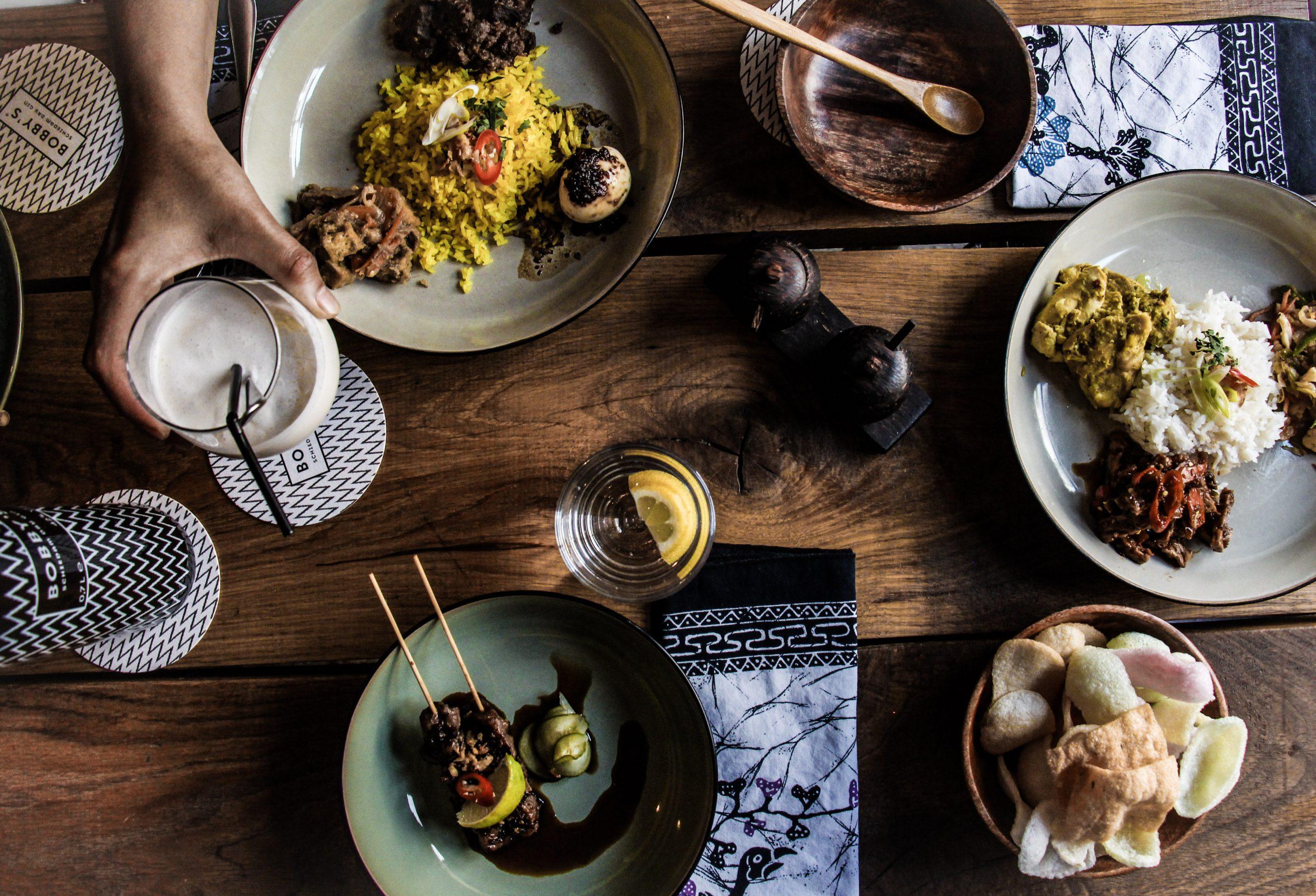 Tafel Indonesisch restaurant Spekuk Utrecht